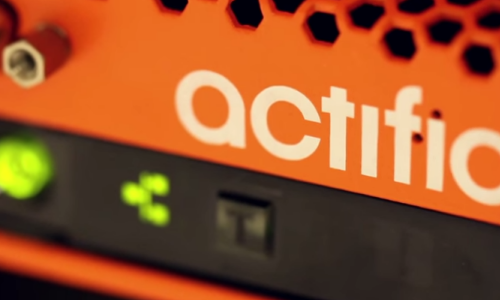 Actifio for Disaster recovery