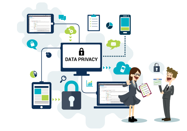 GlobeSoft Qatar offers Data Privacy solutions and services